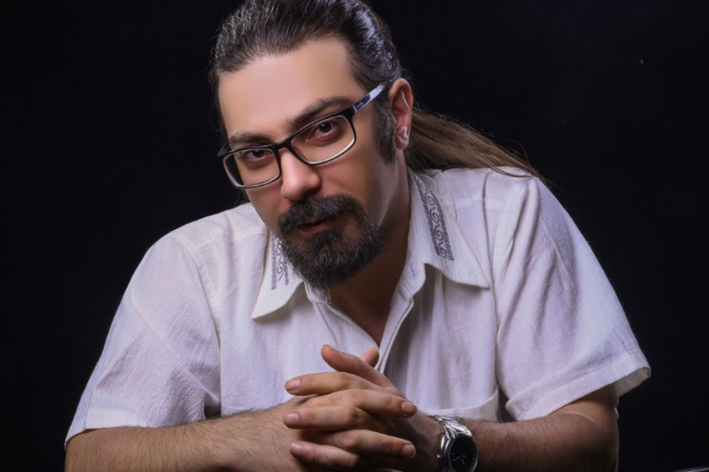 Mehrdad Sayare